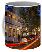Edgartown Nightlife Coffee Mug