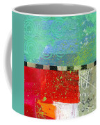 Edge 48 Coffee Mug by Jane Davies