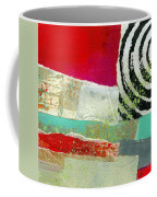 Edge 49 Coffee Mug by Jane Davies