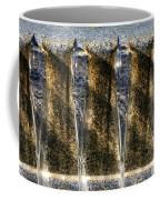 Edge Of A Fountain Coffee Mug