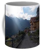 Edge Of Wengen Coffee Mug