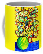 Edgy Red Coffee Mug