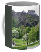 Edinburgh Castle 6493 Coffee Mug