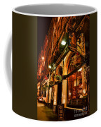 Edinburgh Pub At Night Coffee Mug
