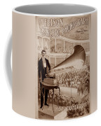 Edison 1 Coffee Mug by Andrew Fare
