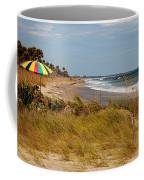 Edisto Beach By Jan Marvin Coffee Mug