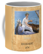 Edouard Manet 4 Coffee Mug