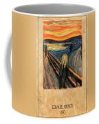 Edvard Munch 1 Coffee Mug