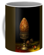 Egg And Marbles Coffee Mug