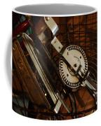 Egg Beater In Basket Coffee Mug