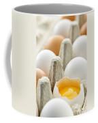 Eggs In Box Coffee Mug by Elena Elisseeva
