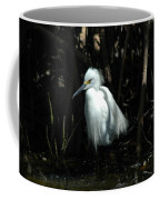 Egret Of Sanibel 2 Coffee Mug