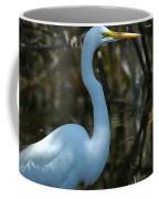 Egret Of Sanibel 3 Coffee Mug