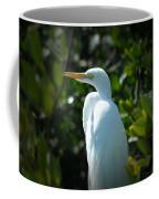 Egret Of Sanibel 9 Coffee Mug