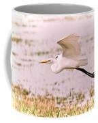Egret Pastel Coffee Mug