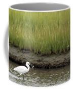 Egret's Catch Coffee Mug