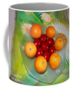 Egss Fruits And Flowers Coffee Mug