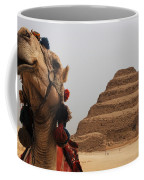 Egypt Step Pyramid Saqqara Coffee Mug