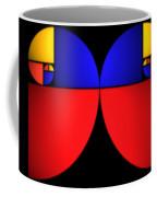 Egyptian Delft Coffee Mug