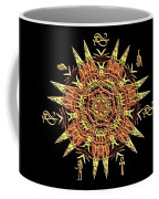 Egyptian - Fractal Coffee Mug