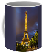 Eiffel Dusk Coffee Mug