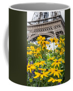 Eiffel Flower Coffee Mug
