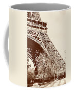 Eiffel In Sepia Coffee Mug