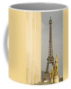 Eiffel Tour Paris Coffee Mug