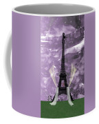 Eiffel Tower - Paris - Love Coffee Mug