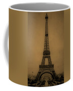 Eiffel Tower 1889 Coffee Mug by Andrew Fare