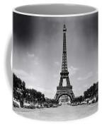 Eiffel Tower And Park 1909 Coffee Mug