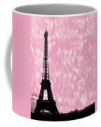 Eiffel Tower - Love In Paris Coffee Mug
