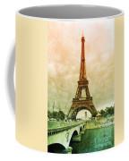 Eiffel Tower Mood Coffee Mug