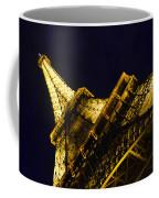 Eiffel Tower Paris France Side Coffee Mug