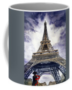 Eiffel Tower Paris Coffee Mug