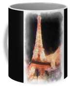 Eiffel Tower Paris Las Vegas Photo Art Coffee Mug