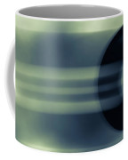 Eight Ball In Motion Coffee Mug by Bob Orsillo