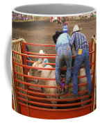 Rodeo Eight Seconds To Payday Coffee Mug