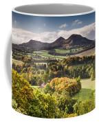 Eildon Hills   Coffee Mug