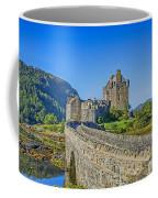 Eilean Donan Castle Walkway Coffee Mug