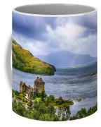 Eilean Donan Loch Duich Coffee Mug
