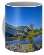 Eilean Donan Reflections Coffee Mug