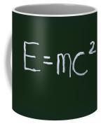 Einstein Formula Coffee Mug
