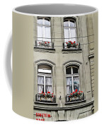Einstein House Coffee Mug