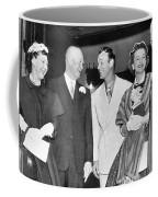 Eisenhowers At Easter Coffee Mug