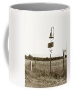 El Camino Real Mission Bell Near San Fernando Mission California 1906 Coffee Mug