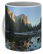 El Capitan Morning Sun Coffee Mug