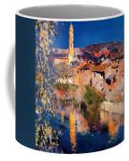 El Espejo De La Iglesia Coffee Mug