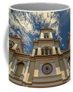 Lady Of Rosary Coffee Mug