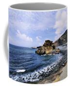 El Golfo Beach On Lanzarote Coffee Mug